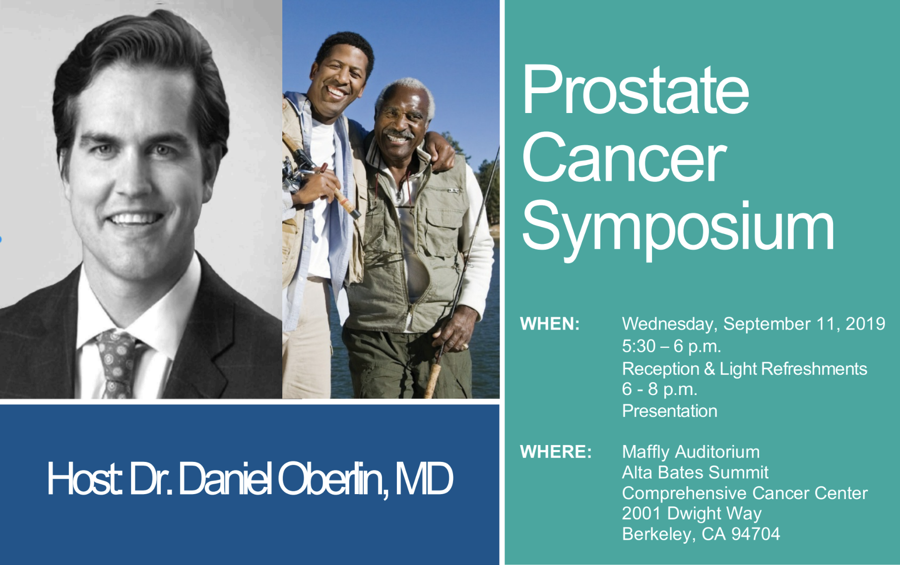 Prostate Cancer Symposium Flyer