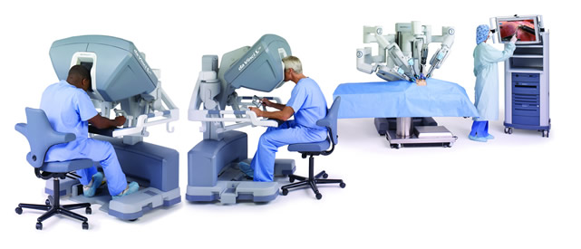San Francisco Da Vinci Robotic Urology Surgery